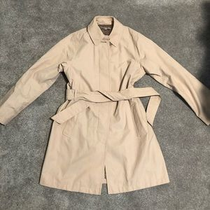 Spring Trench Coat By Gap